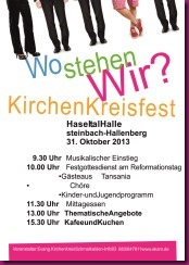 Kirchenkreisfest