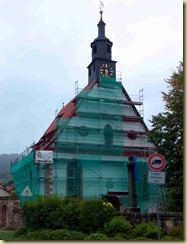 2014 09 Kirche Seligenthal Bau