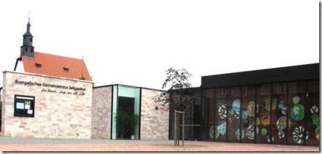 Gemeindehaus Seligenthal Sommer