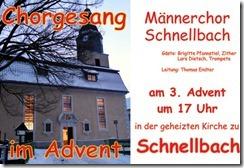 Adventskonzert 2010 Schn