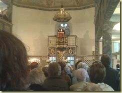 Bild Kirche Floh innen