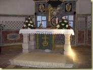 Kirche Floh Altar