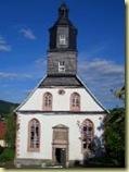 Kirche Floh Eingang