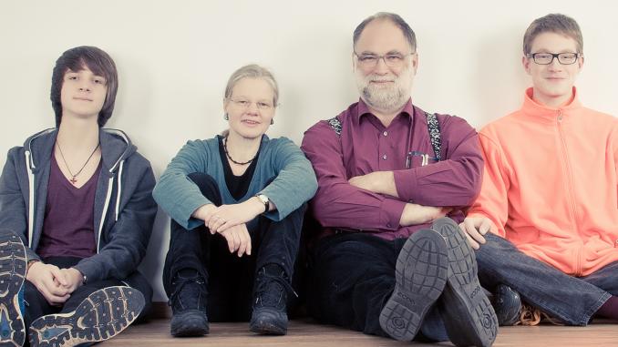 Familie Heinlein Becker